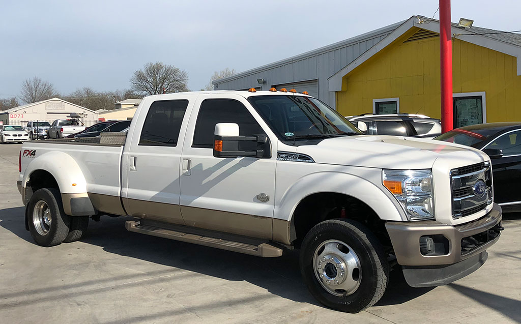 2014 F-350 DRW King Ranch Diesel