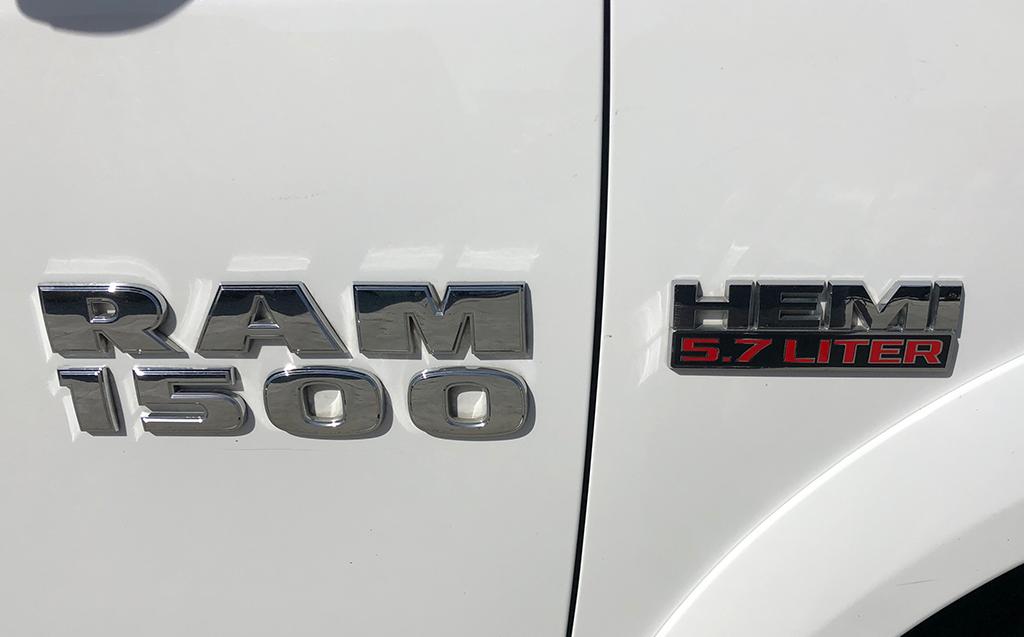 2015 Dodge Ram 1500 SLT 4×4