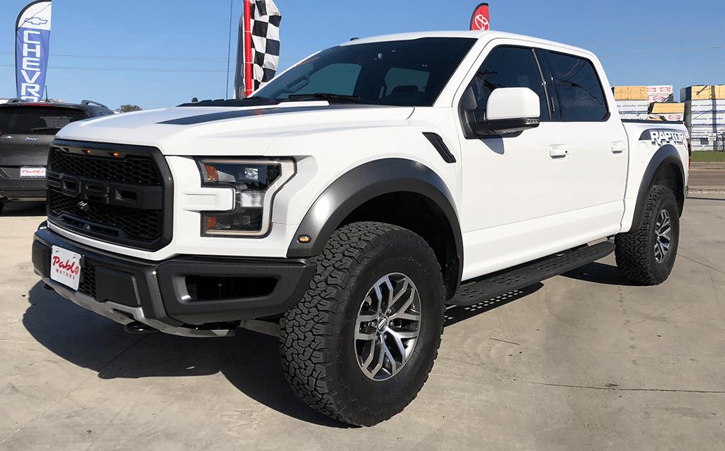 2018 Ford Raptor SVT Ecoboost