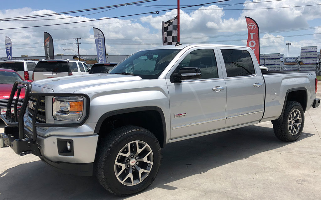 2014 GMC Sierra - Dallas Tx