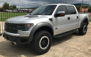 2013 Ford Raptor Dallas Tx