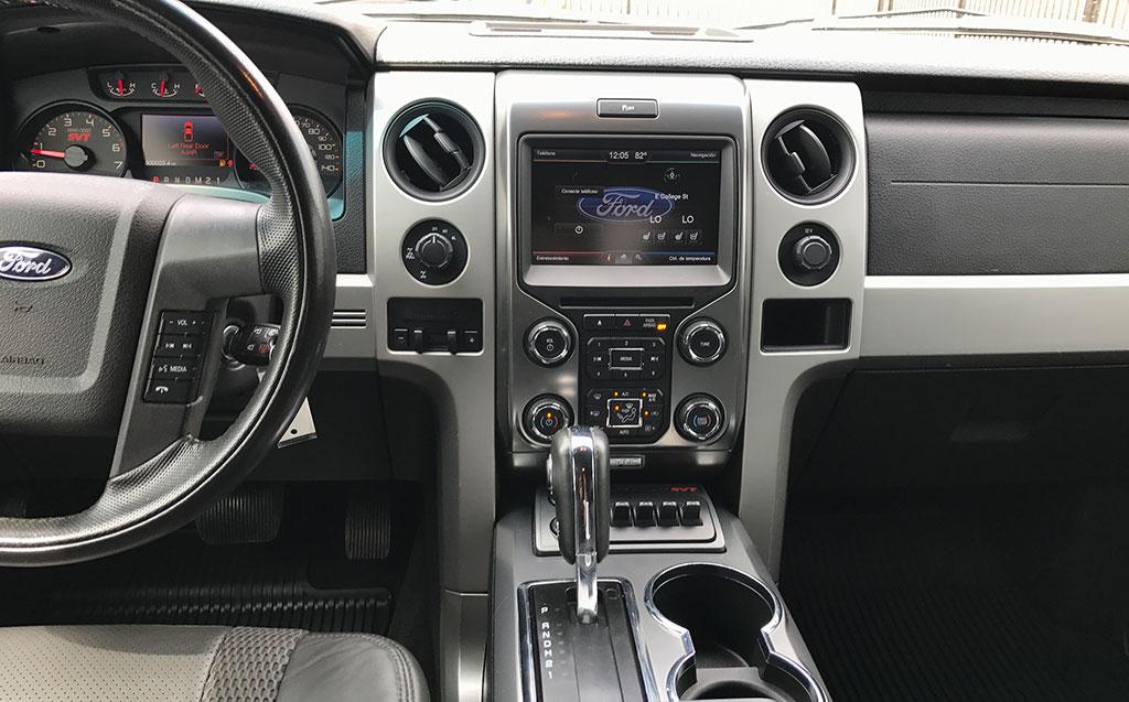 2013 Ford Raptor SVT