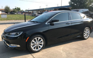 Chrysler 200 Dallas