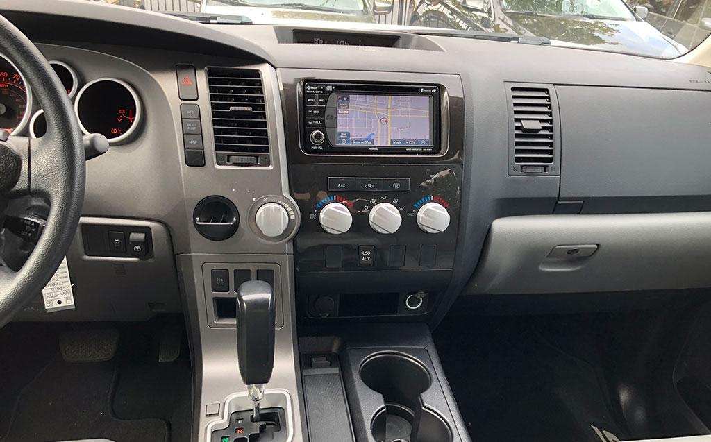 2013 Toyota Tundra SR5 Crew Max TSS