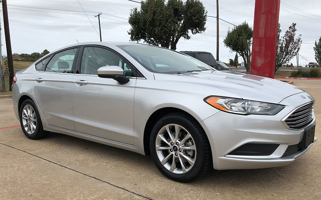 Ford Fusion Dallas Tx