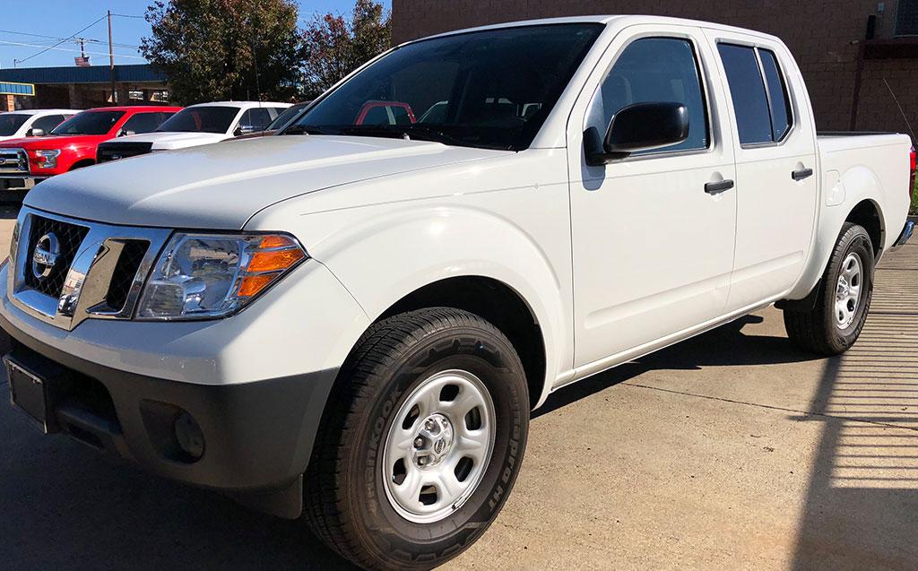 16 Nissan Frontier Dallas Tx