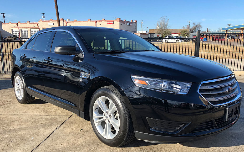 2017 Ford Taurus Dallas Tx