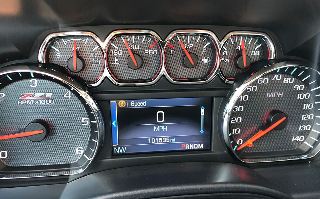 2014 Chevy Silverado 4×4 LTZ