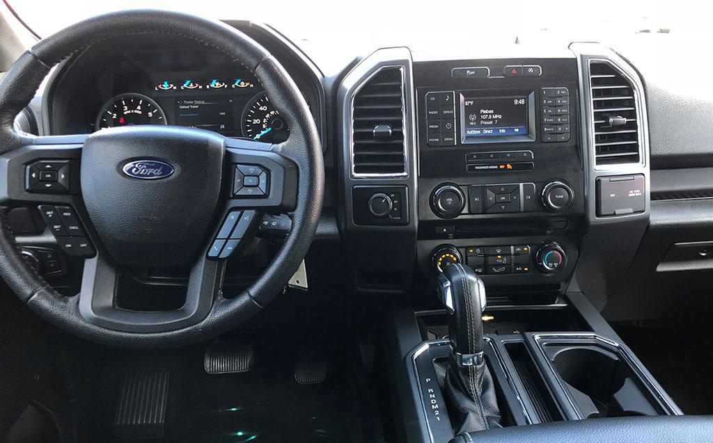 2016 Ford F-150 XLT Sport 4×4