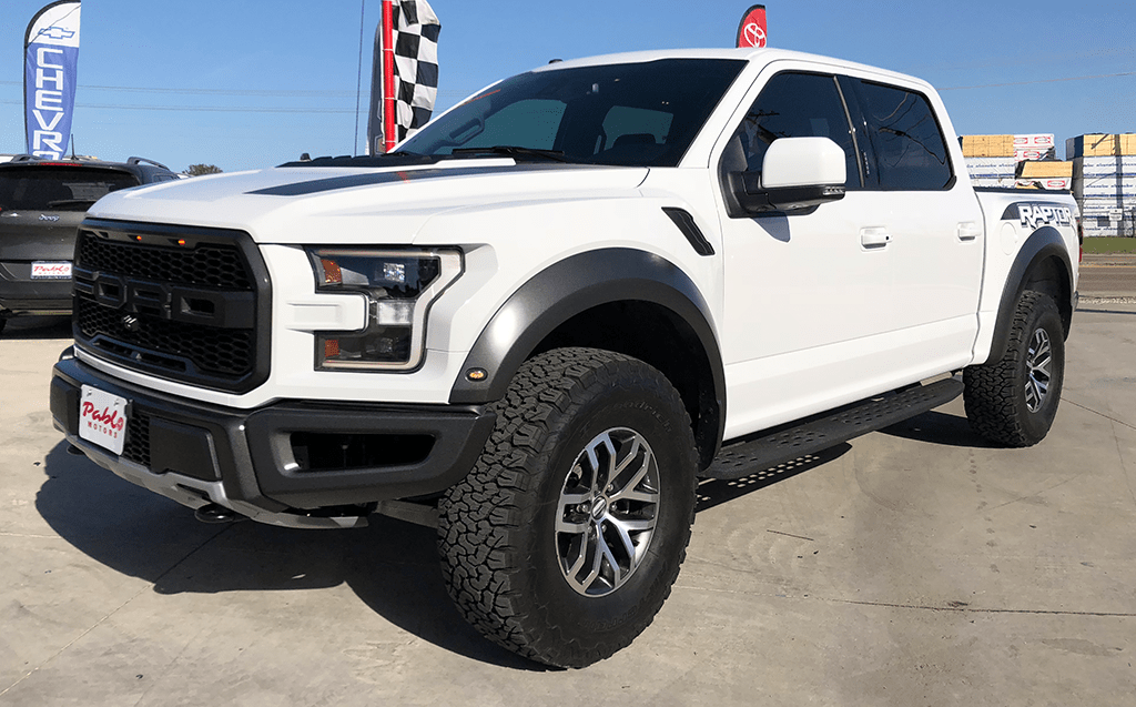 Ford Raptor SVT Dallas Tx