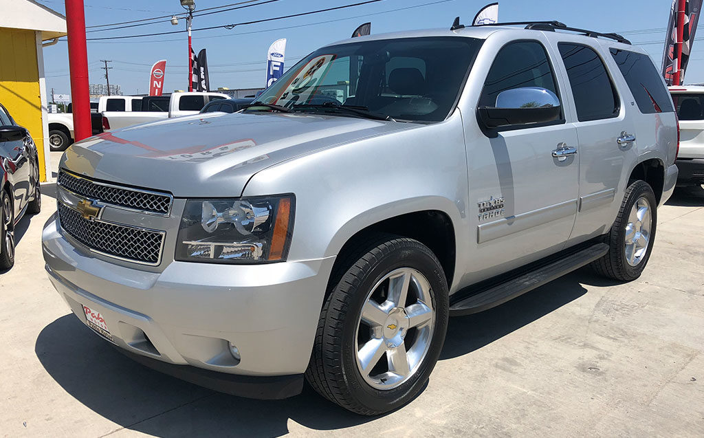 2011 Chevy Tahoe LT Texas Edition