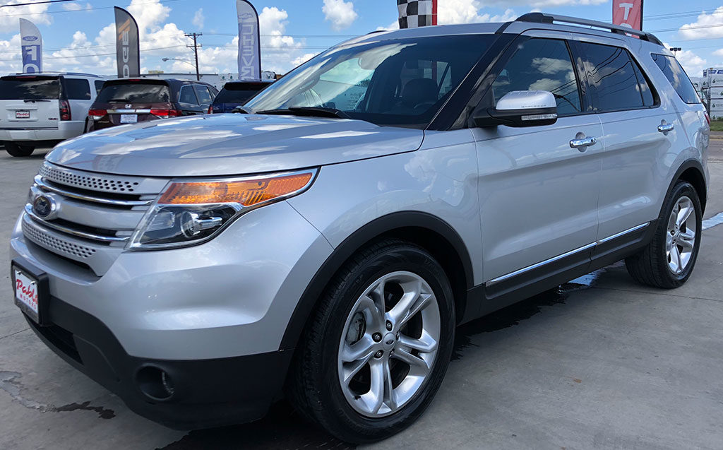 2014 Ford Explorer Limited Dallas Tx