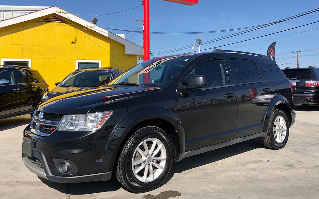 Dodge Journey SXT Dallas Tx